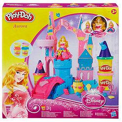 """Play-Doh Игровой Набор """"Чудесный замок Авроры"""""""