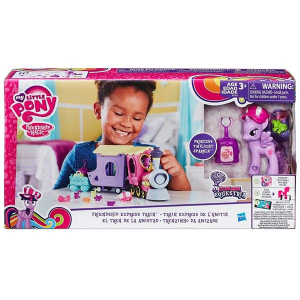 """My Little Pony Игровой набор MLP """"Поезд Дружбы"""""""