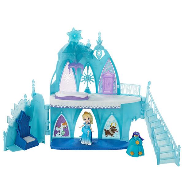 Игровой набор для маленьких кукол Frozen
