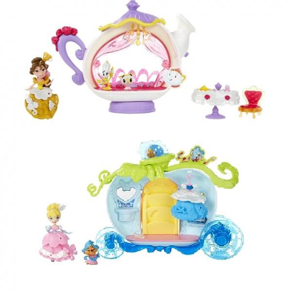 Игровой набор для маленьких кукол Принцесс в ассортименте