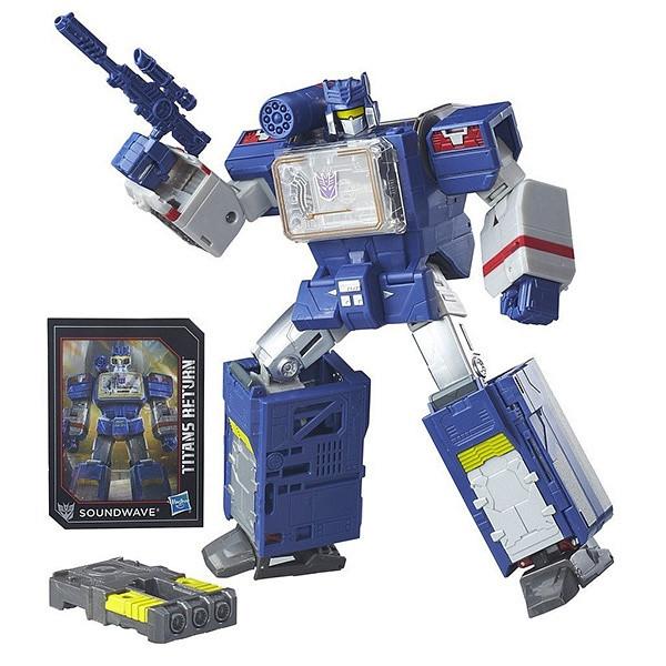 Transformers B7997 Трансформеры Дженерэйшенс: Войны Титанов Лидер