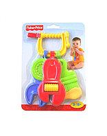 Mattel Погремушки для мальчиков W0534