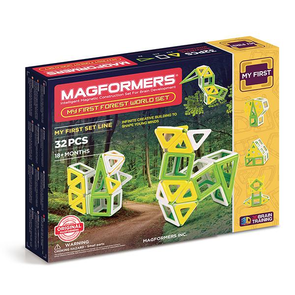 Magformers My First Forest World Set Магнитный конструктор Магформерс
