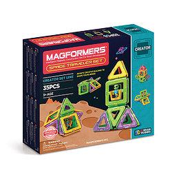 Magformers Space Traveler Set Магнитный конструктор Магформерс