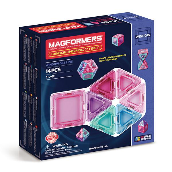 Magformers Window Inspire 14 Магнитный конструктор Магформерс
