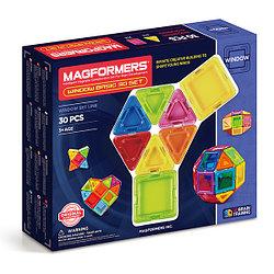 Magformers Window Basic 30 Магнитный конструктор Магформерс