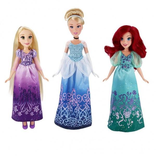 Классическая модная кукла Принцесса в ассортименте