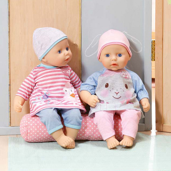 Игрушка my first Baby Annabell Одежда для куклы 36 см, 2 асс., веш.