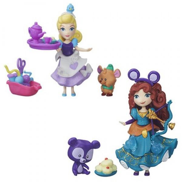 Игровой набор Маленькая кукла и ее друг в ассортименте