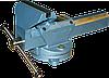 Тисы слесарные ТСМ -180 (Глазов)
