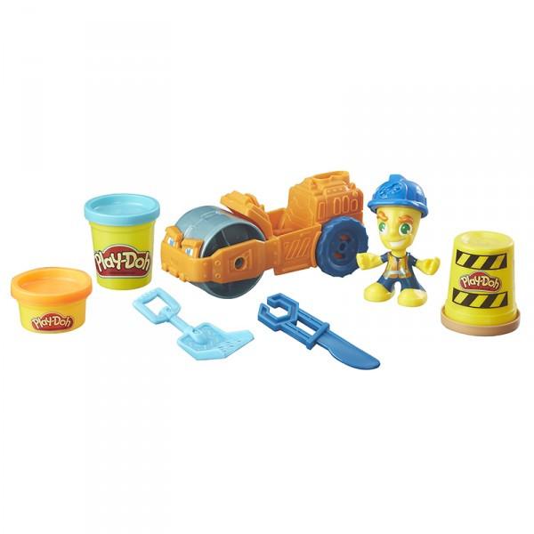 Набор Play-Doh Паровой каток