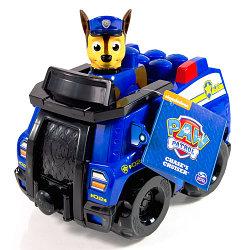 Конструктор Paw Patrol, Полицейский патруль