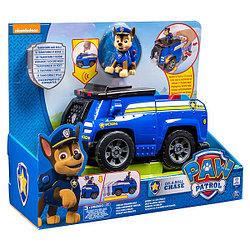 Игрушка Paw Patrol Большой автомобиль спасателей со звуком