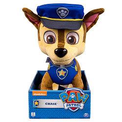 Игрушка Paw Patrol Большой плюшевый щенок со съемным шлемом