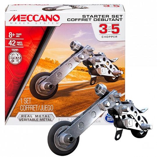 Игрушка Meccano Базовая модель (в ассорт.)