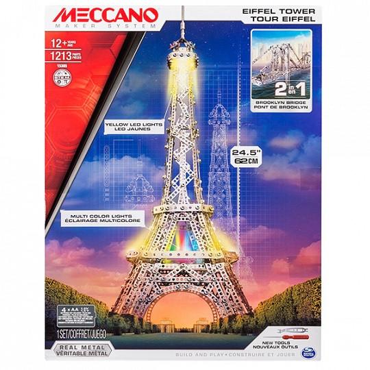 Игрушка Meccano Эйфелева башня (2 модели)