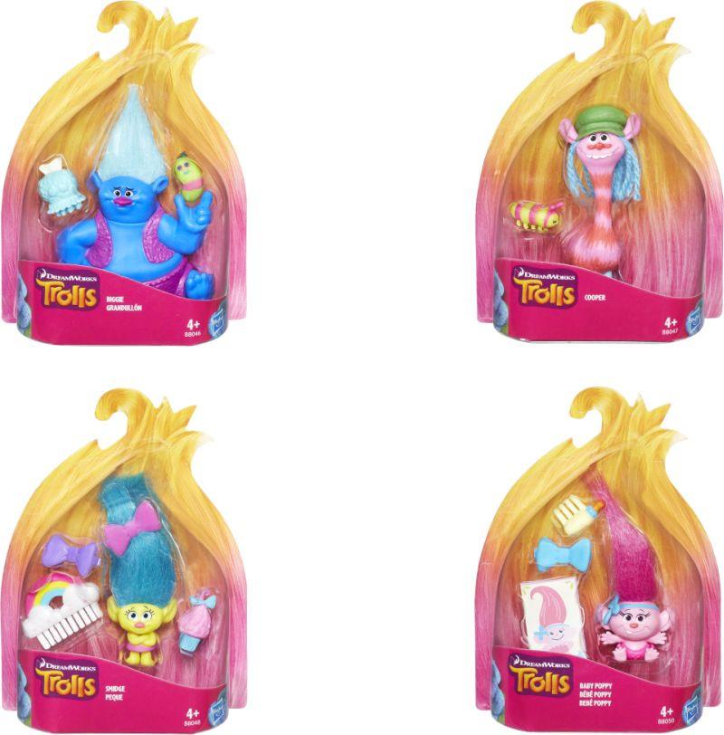 Игрушка Hasbro Trolls Коллекционные фигурки в ассортименте