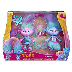 Игрушка Hasbro Trolls Модные близнецы