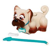 Игрушка Pet Parade Фигурка собачки в комплекте с косточкой и поводком в ассортименте