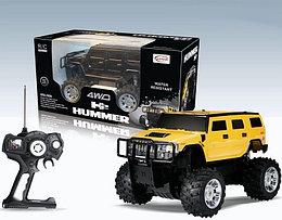 RASTAR RC Р/У Машина 1:14 28810 HUMMER H2 SUV, 3 цвета в асс., 46х24х24см, 4wd, водостойкий, в комплекте