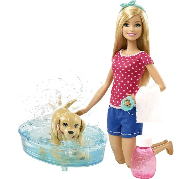 Barbie: Водные забавы