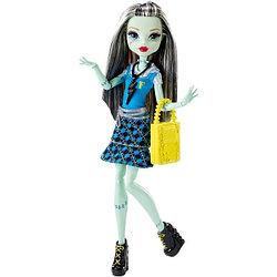 Monster High: Первый день в школе, Frankie Stein