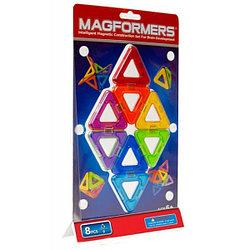 Magformers 8 (треугольники)