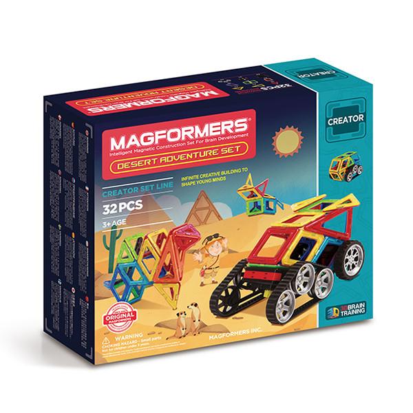 Magformers Desert Adventure Set Магнитный конструктор Магформерс