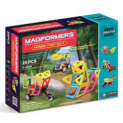 Magformers Magic Pop Set Магнитный конструктор Магформерс