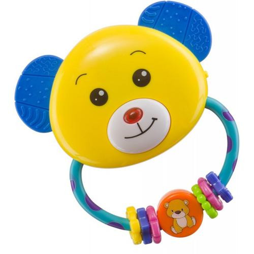 Погремушка-прорезываетль Happy Baby Umkas