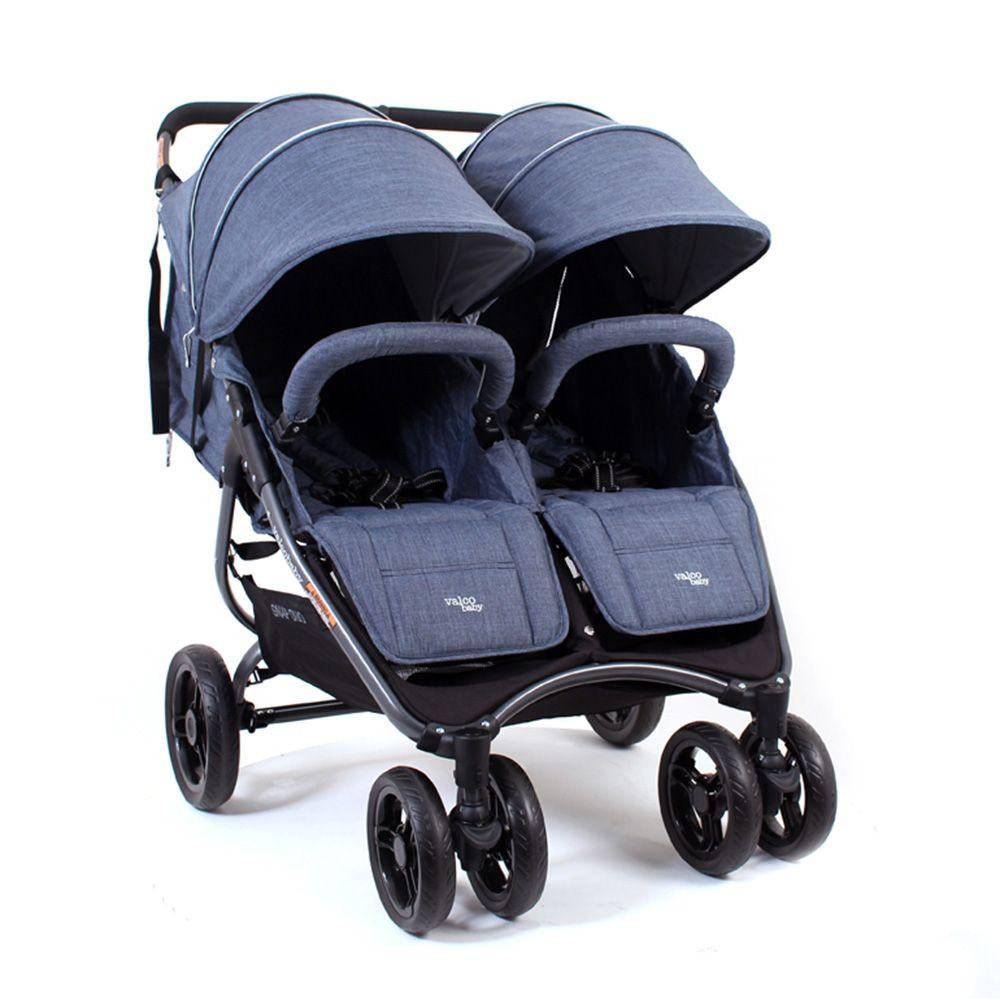Коляска для двойни Valco Baby Snap Duo Tailormade в ассортименте