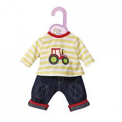 Игрушка Zapf Creation Одежда для кукол высотой 30-36 см, для мальчика, веш.