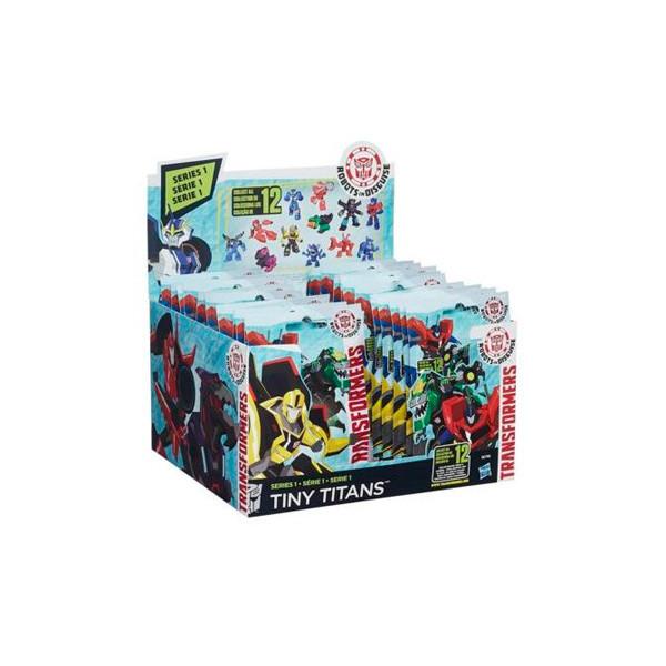 Игрушка Трансформеры мини-титаны