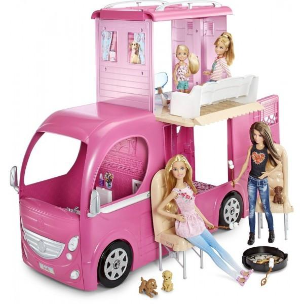 Фургон для путешествий Barbie