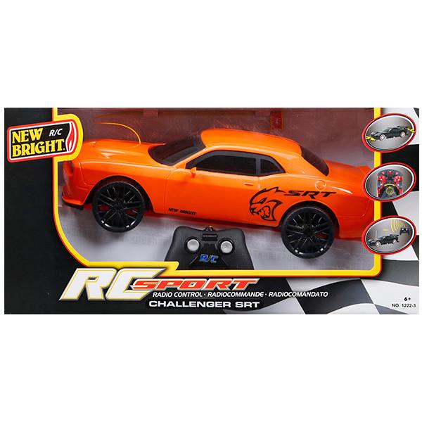 New Bright 1222-3 Игрушка р/у Challenger Hellcat