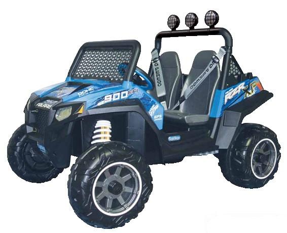 Электромобиль PEG - PEREGO POLARIS RANGER RZR 900 BLUE