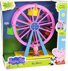 """Игровой набор """"Колесо обозрения. Луна Парк и Пеппа"""", Пеппа в наборе (5,5см) 30400"""