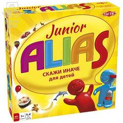 Игра настольная Alias СКАЖИ ИНАЧЕ для малышей 2