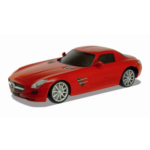 Игрушка Welly р/у модель машины 1:24 Mercedes-Benz SLS AMG