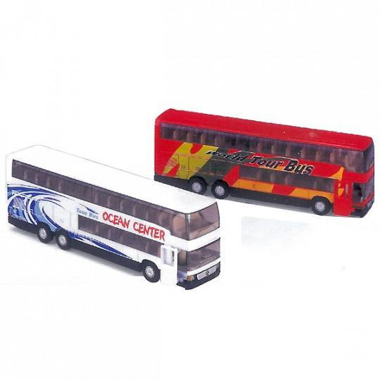 Игрушка Welly модель автобуса Mercedes-Benz