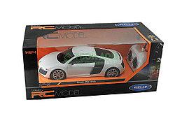 Игрушка Welly  р/у модель машины 1:24 Audi R8 V10