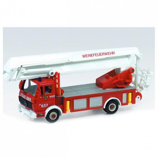 Игрушка Welly модель машины Пожарная машина