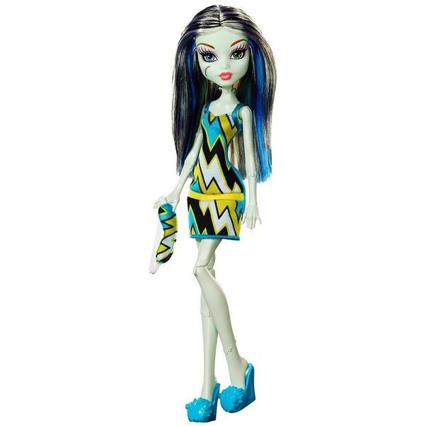 Monster High: Пижамная вечеринка Frankie Stein - фото 1