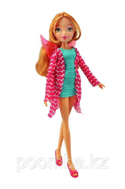 "Кукла Winx Club""Pretty Fairy""Flora"