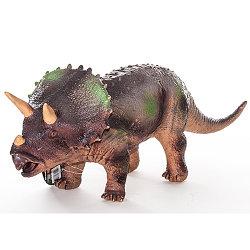 Игрушка Фигурка динозавра, Трицератопс 18*49 см