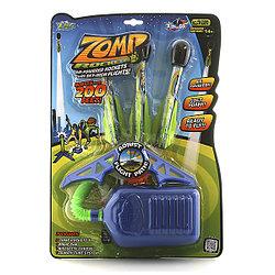 Игрушка пусковая установка с ракетами Zing