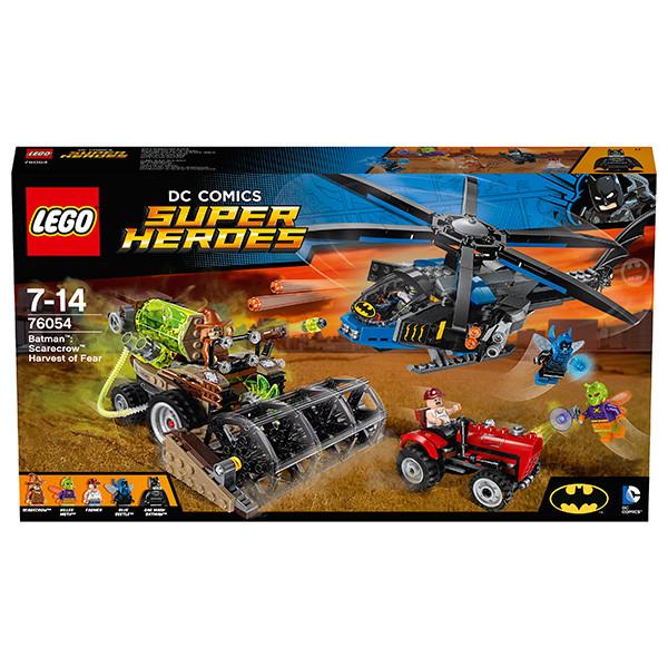 LEGO Игрушка Супер Герои Бэтмен: Жатва страха