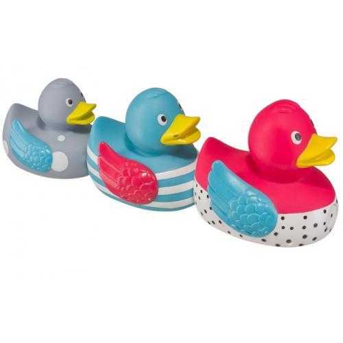 Набор игрушек Happy Baby для ванной FUNNY DUCKS