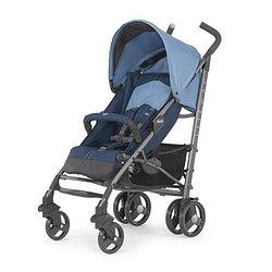 Прогулочная коляска Chicco Lite Way Top Blue голубая