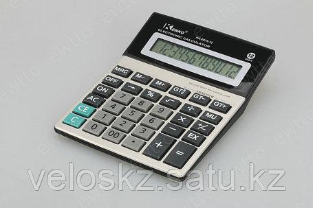 Калькулятор настольный Kenko KK-8875-12, фото 2